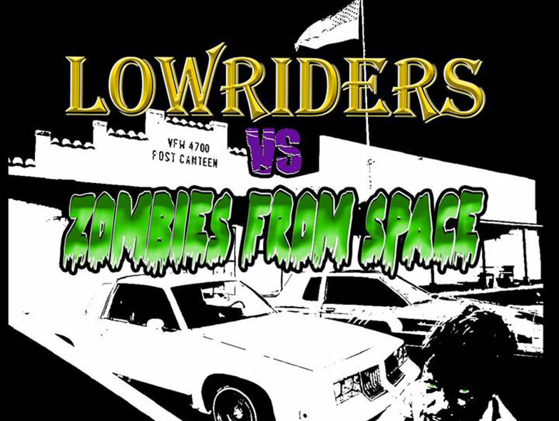 Lowriders vs Zobmies from Space